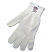 Memphis 9356 Steelcore II Gloves - 10 Gauge Stainless Steel Polyester - Cut Resistant - White