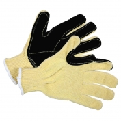 Memphis 9380 Kevlar Leather Palm Gloves - 7 Gauge Kevlar Outer/Cotton Inner Shell