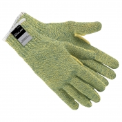 Memphis 9399 Armor Tech Gloves - 7 Gauge DuPont Kevlar/Stainless Steel - Green