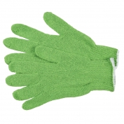 Memphis 9512G String Knit Gloves - 7 Gauge Regular Weight Cotton/Polyester (Color May Vary)