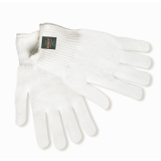 Memphis 9620 Thermostat Thermal Insulation Gloves - 10 Gauge Hollow Core Fiber - White