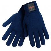 Memphis 9622 Thermostat Thermal Insulation Gloves - 10 Gauge Hollow Core Fiber - Blue
