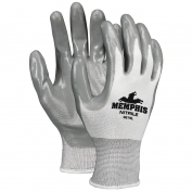 Memphis 9679 Nitrile Coated Palm Gloves - 13 Gauge Nylon Shell