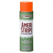 Ameri-Stripe Athletic Field Paint - 17 oz - Fluorescent Orange