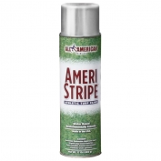 Ameri-Stripe Athletic Field Paint - 17 oz - Silver