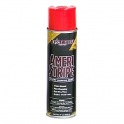 Ameri-Stripe Utility Marking Paint - 17 oz - Fluorescent Red/Orange