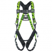 Miller Aircore Harness with Side D-Rings and Aluminum Hardware