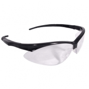 Radians Rad-Apocalypse Safety Glasses - Black Frame - Clear Anti-Fog Lens