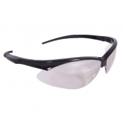 Radians Rad-Apocalypse Safety Glasses - Black Frame - Indoor/Outdoor Mirror Lens