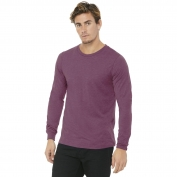 Bella + Canvas BC3501 Unisex Jersey Long Sleeve Tee