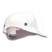 North BC86 Bump Cap - Pinlock Suspension - White