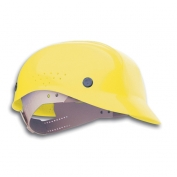 North BC86 Bump Cap - Pinlock Suspension - Yellow