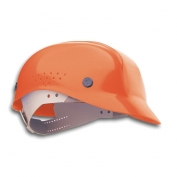 North BC86 Bump Cap - Pinlock Suspension - Orange