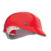North BC86 Bump Cap - Pinlock Suspension - Red