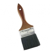 Rubberset One Coat Black China Bristle Brush Trim