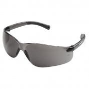 Crews BK112AF BearKat Safety Glasses - Gray Temples - Gray Anti-Fog Lens