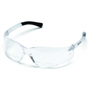 Crews BKH BearKat Magnifiers Safety Glasses - Clear Temples - Clear Bifocal Lens