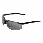Bullhead BH1061213 Swordfish Safety Glasses - Black Frame - Photochromic Polarized Lens