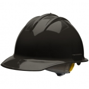 Bullard C30BKR Classic Hard Hat - Ratchet Suspension - Black