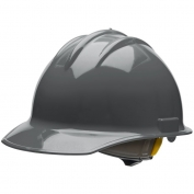 Bullard C30DGR Classic Hard Hat - Ratchet Suspension - Dove Grey