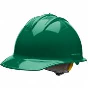 Bullard C30FGR Classic Hard Hat - Ratchet Suspension - Forest Green