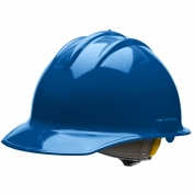 Bullard C30KBR Classic Hard Hat - Ratchet Suspension - Kentucky Blue