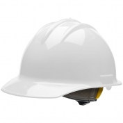 Bullard C30WHR Classic Hard Hat - Ratchet Suspension - White