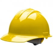 Bullard C30YLR Classic Hard Hat - Ratchet Suspension - Yellow