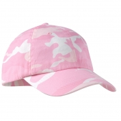 Port Authority C851 Camouflage Cap - Pink Camo
