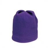 Port Authority C900 R-Tek Stretch Fleece Beanie - Purple