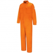 Bulwark FR CED2 Men's Deluxe Coverall - EXCEL FR - 9.0oz. - Orange