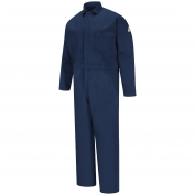 Bulwark FR CEH2NV Men's Classic Industrial Coverall - EXCEL FR - 9.0oz.