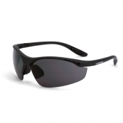 CrossFire Talon Safety Glasses - Black Frame - Smoke Lens