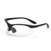CrossFire Talon Safety Glasses - Black Frame - Clear Lens