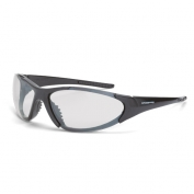 CrossFire Core Safety Glasses - Gray Frame - Indoor/Outdoor Mirror Lens