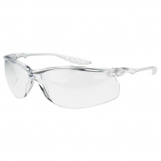 CrossFire 3754 24Seven Safety Glasses - Clear Frame - Clear Lens