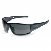 CrossFire 41291 Cumulus Safety Glasses - Gray Frame - Smoke Lens