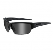 Wiley X Saint Sunglasses - Matte Black Frame - Grey Lens