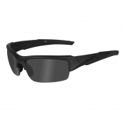 Wiley X Valor Sunglasses - Matte Black Frame - Grey Lens