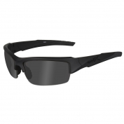 Wiley X Valor Sunglasses - Matte Black Frame - Polarized Grey Lens