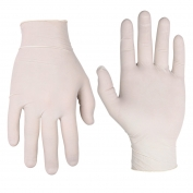CLC 2316 Latex Disposable Gloves - Pre-Powdered - 100/Box