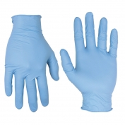 CLC 2323L Nitrile Disposable Gloves - Non-Powdered - 50/Box