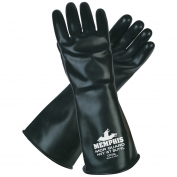 Memphis Gloves Butyl Gloves - 25 mil Smooth Finish