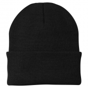 Port & Company CP90 Knit Cap - Black