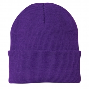 Port & Company CP90 Knit Cap - Athletic Purple