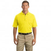 CornerStone CS402P Industrial Pocket Pique Polo - Safety Yellow