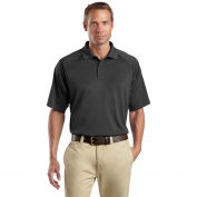 CornerStone CS410 Select Snag-Proof Tactical Polo - Charcoal