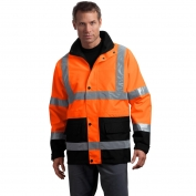 CornerStone CSJ24 Type R Class 3 Waterproof Parka - Orange