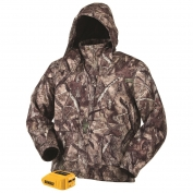 DeWalt DCHJ062B Heated HTC Camo Jacket - Battery & Charger Not Included