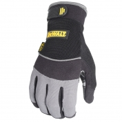 DeWalt DPG210 Heavy Utility PVC Padded Palm Gloves